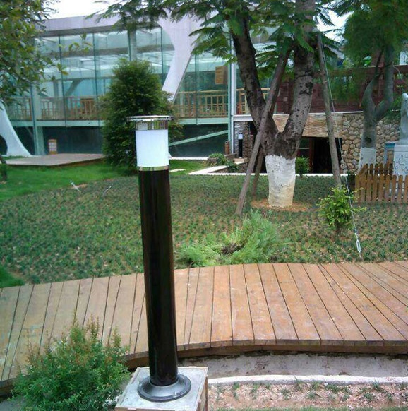 Private Security Garden Intrusion Alarm